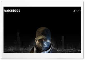 Watch Dogs HD Wide Wallpaper for 4K UHD Widescreen desktop & smartphone