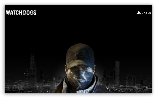 Watch Dogs HD wallpaper for Wide 5:3 Widescreen WGA ; HD 16:9 High Definition WQHD QWXGA 1080p 900p 720p QHD nHD ; Mobile 5:3 16:9 - WGA WQHD QWXGA 1080p 900p 720p QHD nHD ;