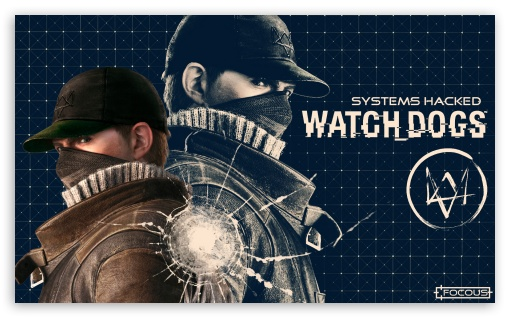 Watch_Dogs HD wallpaper for Wide 5:3 Widescreen WGA ; HD 16:9 High Definition WQHD QWXGA 1080p 900p 720p QHD nHD ; Mobile 5:3 16:9 - WGA WQHD QWXGA 1080p 900p 720p QHD nHD ;