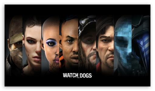 Watch Dogs High Resolution Games Hd Wallpaper For Mobile: Watch Dogs Banner 4K HD Desktop Wallpaper For 4K Ultra HD