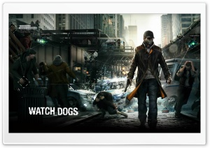 Watch Dogs HD HD Wide Wallpaper for 4K UHD Widescreen desktop & smartphone