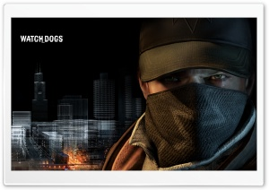 WatchDogs HD Wide Wallpaper for Widescreen