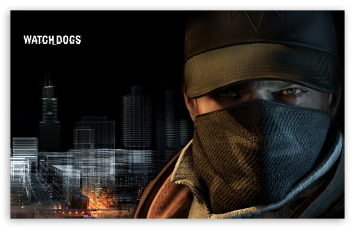 WatchDogs HD wallpaper for Wide 16:10 5:3 Widescreen WHXGA WQXGA WUXGA WXGA WGA ; HD 16:9 High Definition WQHD QWXGA 1080p 900p 720p QHD nHD ; Standard 5:4 Fullscreen QSXGA SXGA ; Tablet 1:1 ; iPad 1/2/Mini ; Mobile 4:3 5:3 3:2 16:9 5:4 - UXGA XGA SVGA WGA DVGA HVGA HQVGA devices ( Apple PowerBook G4 iPhone 4 3G 3GS iPod Touch ) WQHD QWXGA 1080p 900p 720p QHD nHD QSXGA SXGA ;