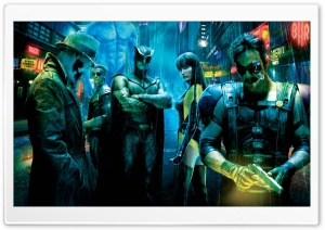 Watchmen Movie HD Wide Wallpaper for Widescreen