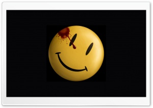 Watchmen Smiley HD Wide Wallpaper for Widescreen