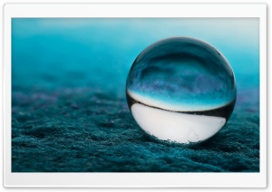 Water Bubble HD Wide Wallpaper for 4K UHD Widescreen desktop & smartphone