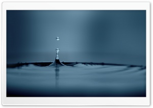 Water Drop HD Wide Wallpaper for 4K UHD Widescreen desktop & smartphone
