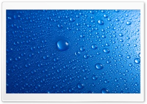Water Droplet HD Wide Wallpaper for Widescreen