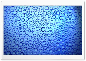 Water Drops Background HD Wide Wallpaper for Widescreen