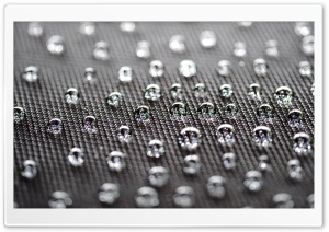 Water Drops, Macro HD Wide Wallpaper for Widescreen