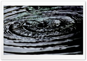 Water Ripples HD Wide Wallpaper for 4K UHD Widescreen desktop & smartphone