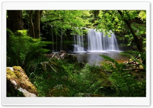 Waterfall Ultra HD Wallpaper for 4K UHD Widescreen desktop, tablet & smartphone