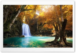 Waterfall HD Wide Wallpaper for Widescreen