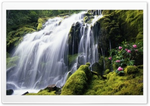 Waterfall 70 HD Wide Wallpaper for Widescreen