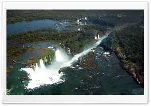 Waterfalls Of The World 4 HD Wide Wallpaper for Widescreen
