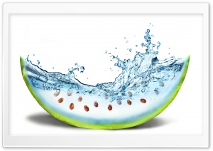 Watermelon Creativity HD Wide Wallpaper for Widescreen