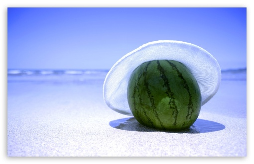 Watermelon On The Beach UltraHD Wallpaper for Wide 16:10 5:3 Widescreen WHXGA WQXGA WUXGA WXGA WGA ; 8K UHD TV 16:9 Ultra High Definition 2160p 1440p 1080p 900p 720p ; Standard 4:3 5:4 3:2 Fullscreen UXGA XGA SVGA QSXGA SXGA DVGA HVGA HQVGA ( Apple PowerBook G4 iPhone 4 3G 3GS iPod Touch ) ; Tablet 1:1 ; iPad 1/2/Mini ; Mobile 4:3 5:3 3:2 16:9 5:4 - UXGA XGA SVGA WGA DVGA HVGA HQVGA ( Apple PowerBook G4 iPhone 4 3G 3GS iPod Touch ) 2160p 1440p 1080p 900p 720p QSXGA SXGA ;