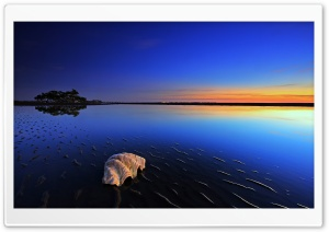 Waterscape HD Wide Wallpaper for Widescreen