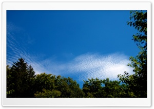Wave Cloud HD Wide Wallpaper for Widescreen