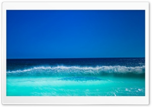 Wave Sky Ocean HD Wide Wallpaper for Widescreen