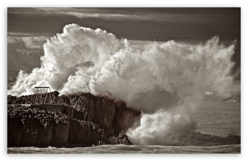 Waves Crashing On Rocks Sepia ❤ 4K UHD Wallpaper for Wide 16:10 5:3 Widescreen WHXGA WQXGA WUXGA WXGA WGA ; 4K UHD 16:9 Ultra High Definition 2160p 1440p 1080p 900p 720p ; UHD 16:9 2160p 1440p 1080p 900p 720p ; Standard 4:3 5:4 3:2 Fullscreen UXGA XGA SVGA QSXGA SXGA DVGA HVGA HQVGA ( Apple PowerBook G4 iPhone 4 3G 3GS iPod Touch ) ; Smartphone 5:3 WGA ; Tablet 1:1 ; iPad 1/2/Mini ; Mobile 4:3 5:3 3:2 16:9 5:4 - UXGA XGA SVGA WGA DVGA HVGA HQVGA ( Apple PowerBook G4 iPhone 4 3G 3GS iPod Touch ) 2160p 1440p 1080p 900p 720p QSXGA SXGA ;
