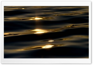 Waving Water Surface HD Wide Wallpaper for Widescreen
