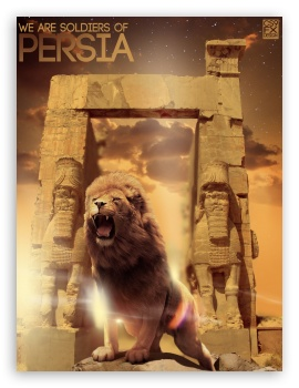 We are soldiers of PERSIA - Edit 2 ❤ 4K UHD Wallpaper for iPad 1/2/Mini ; Mobile 4:3 - UXGA XGA SVGA ;