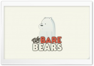 We Bare Bears HD Wide Wallpaper for 4K UHD Widescreen desktop & smartphone