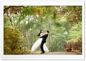 Wedding Day HD Wide Wallpaper for Widescreen