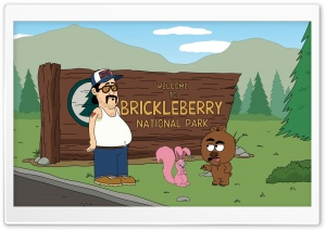 Welcome to Brickleberry HD Wide Wallpaper for 4K UHD Widescreen desktop & smartphone