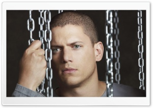 Wentworth Miller Prison Break Season 5 HD Wide Wallpaper for Widescreen
