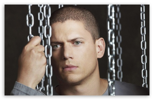 Wentworth Miller Prison Break Season 5 4k Hd Desktop Wallpaper