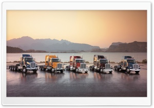 Western Star Trucks HD Wide Wallpaper for Widescreen