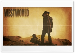Westworld HD Wide Wallpaper for 4K UHD Widescreen desktop & smartphone