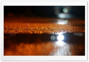 Wet Road HD Wide Wallpaper for 4K UHD Widescreen desktop & smartphone