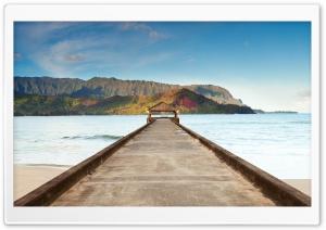 Wharf Ultra HD Wallpaper for 4K UHD Widescreen desktop, tablet & smartphone