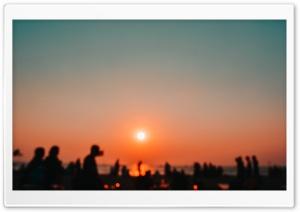 When the sun goes down Ultra HD Wallpaper for 4K UHD Widescreen desktop, tablet & smartphone