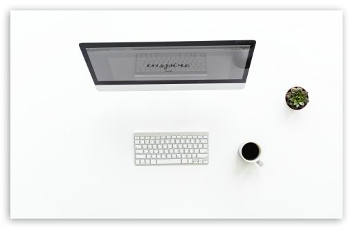 White Apple iMac Computer Desk Workspace UltraHD Wallpaper for Wide 16:10 5:3 Widescreen WHXGA WQXGA WUXGA WXGA WGA ; UltraWide 21:9 24:10 ; 8K UHD TV 16:9 Ultra High Definition 2160p 1440p 1080p 900p 720p ; UHD 16:9 2160p 1440p 1080p 900p 720p ; Standard 4:3 3:2 Fullscreen UXGA XGA SVGA DVGA HVGA HQVGA ( Apple PowerBook G4 iPhone 4 3G 3GS iPod Touch ) ; Tablet 1:1 ; iPad 1/2/Mini ; Mobile 4:3 5:3 3:2 16:9 - UXGA XGA SVGA WGA DVGA HVGA HQVGA ( Apple PowerBook G4 iPhone 4 3G 3GS iPod Touch ) 2160p 1440p 1080p 900p 720p ;