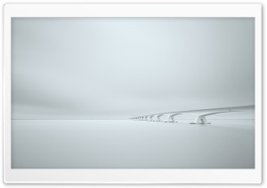 White Bridge HD Wide Wallpaper for Widescreen