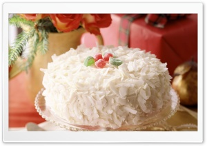 White Cake HD Wide Wallpaper for Widescreen