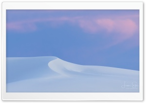 White Desert Dune Ultra HD Wallpaper for 4K UHD Widescreen desktop, tablet & smartphone