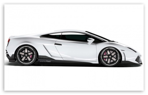 White Lamborghini Gallardo LP560 2009 HD wallpaper for Wide 16:10 5:3 Widescreen WHXGA WQXGA WUXGA WXGA WGA ; HD 16:9 High Definition WQHD QWXGA 1080p 900p 720p QHD nHD ; Mobile 5:3 16:9 - WGA WQHD QWXGA 1080p 900p 720p QHD nHD ;