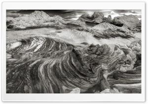 White Pocket Landscape Black and White Ultra HD Wallpaper for 4K UHD Widescreen desktop, tablet & smartphone