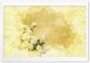 White Roses Ultra HD Wallpaper for 4K UHD Widescreen desktop, tablet & smartphone