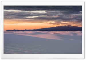 White Sands National Monument, New Mexico,  United States HD Wide Wallpaper for 4K UHD Widescreen desktop & smartphone