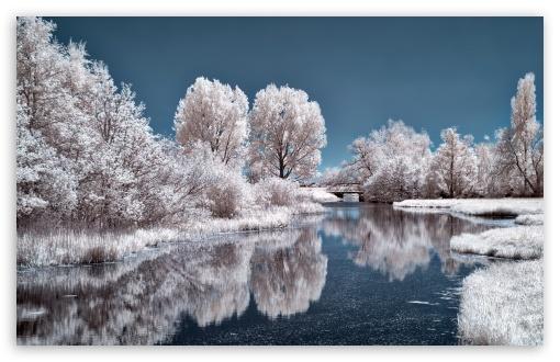 White Scenery Ultra Hd Desktop Background Wallpaper For 4k
