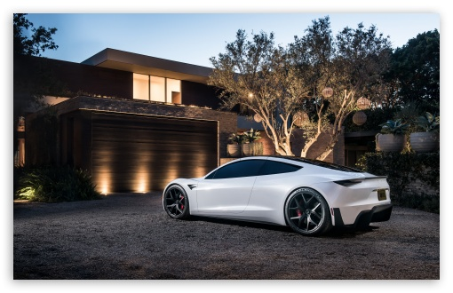 White Tesla Roadster Electric Supercar, Home UltraHD Wallpaper for Wide 16:10 5:3 Widescreen WHXGA WQXGA WUXGA WXGA WGA ; UltraWide 21:9 24:10 ; 8K UHD TV 16:9 Ultra High Definition 2160p 1440p 1080p 900p 720p ; UHD 16:9 2160p 1440p 1080p 900p 720p ; Standard 4:3 5:4 3:2 Fullscreen UXGA XGA SVGA QSXGA SXGA DVGA HVGA HQVGA ( Apple PowerBook G4 iPhone 4 3G 3GS iPod Touch ) ; Tablet 1:1 ; iPad 1/2/Mini ; Mobile 4:3 5:3 3:2 16:9 5:4 - UXGA XGA SVGA WGA DVGA HVGA HQVGA ( Apple PowerBook G4 iPhone 4 3G 3GS iPod Touch ) 2160p 1440p 1080p 900p 720p QSXGA SXGA ;