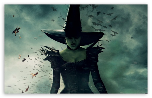wicked witch of the east oz the great and powerful 2013
