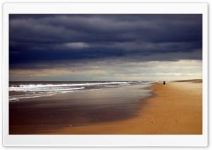 Wide Beach HD Wide Wallpaper for Widescreen