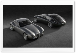 Wiesmann GT Cars HD Wide Wallpaper for Widescreen
